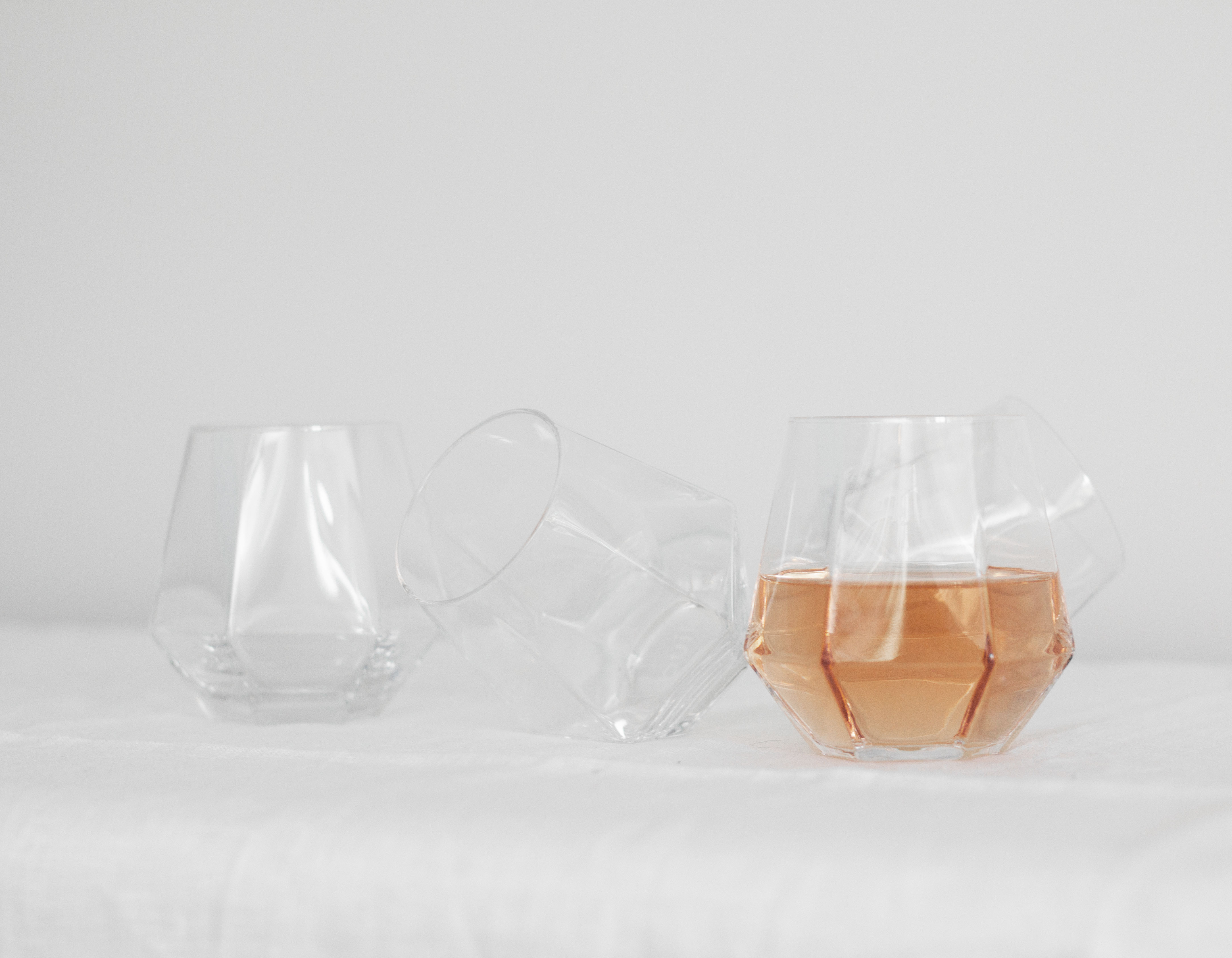 Radiant Drinking Glasses